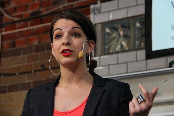 Anita Sarkeesian